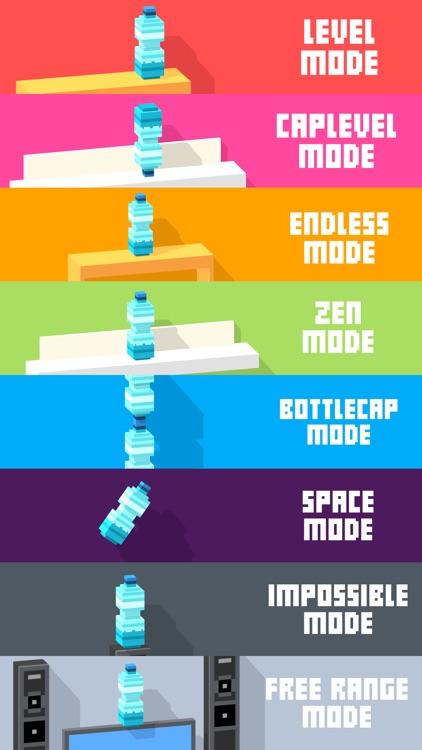 Flippy Bottle Extreme! - Lava Modes! screenshot-4
