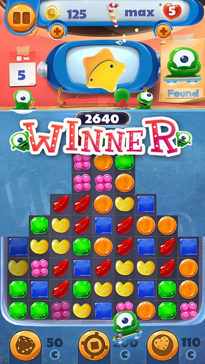 Sweets Mania  - Candy Sugar Rush Match 3 Games screenshot-3