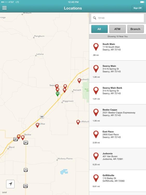 First Security Bank for iPad screenshot-4