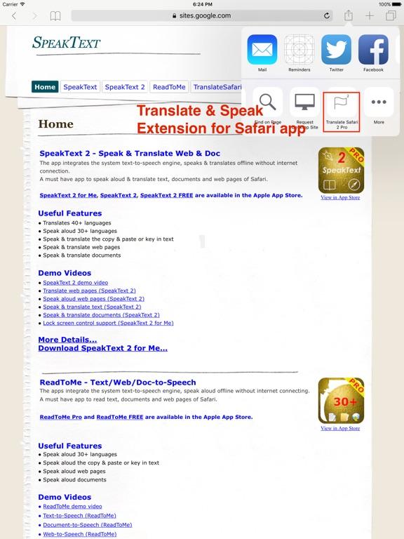 Translate 2 for Safari   App Price Drops