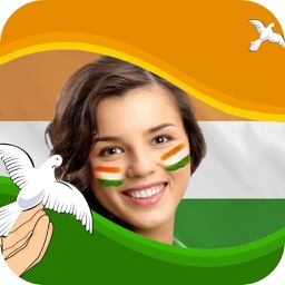 Indian Independence Day Photo Frames