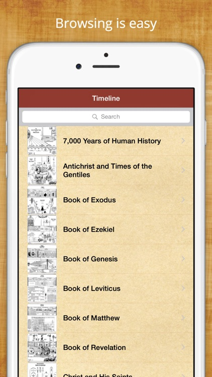59 Bible Timelines screenshot-1