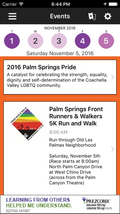 Palm Springs LGBT Pride screenshot-4