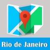 Rio de Janeiro tube transit advisor gps map guide