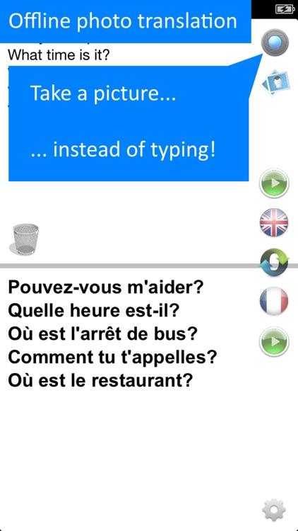 Translate Offline: French Pro screenshot-3