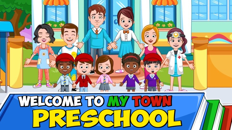 My Town : Preschool screenshot-0