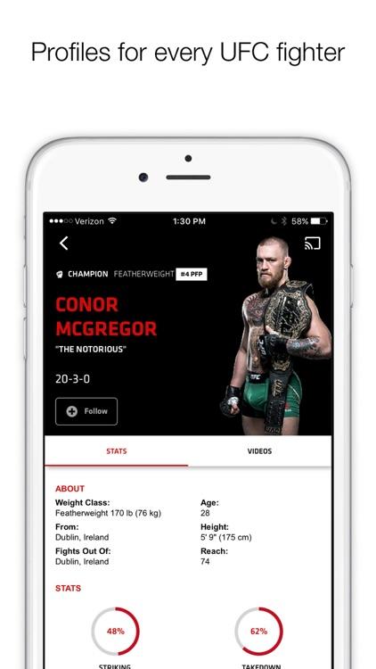 UFC ® screenshot-3