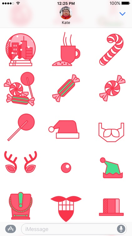 Yuletide Stickers screenshot-3