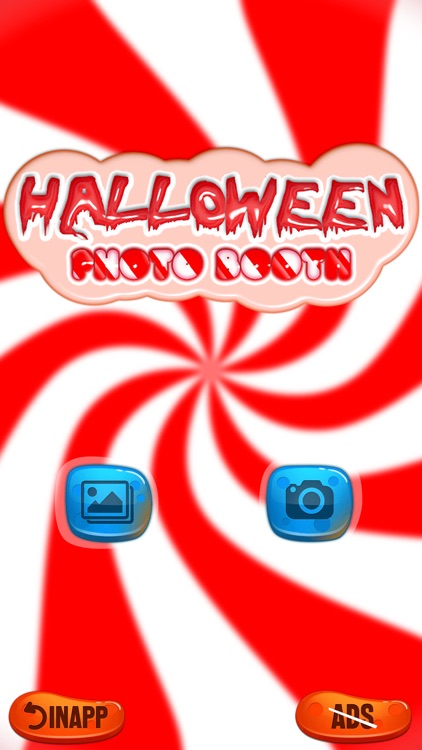 Halloween Photo Booth: Scary Effects and Stickers screenshot-4