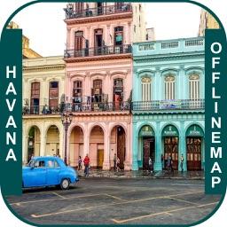 Havana_Cuba Offline maps & Navigation