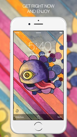 Trippy Wallpapers Pictures Images On The App Store