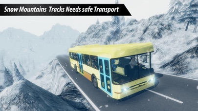 Offroad BUS Hill Climbing - Coach Driver screenshot one