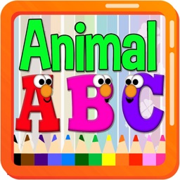 ABC Animals Coloring Pages Alphabet Books For Kids
