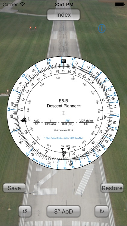 E6B Descent Planner screenshot-1