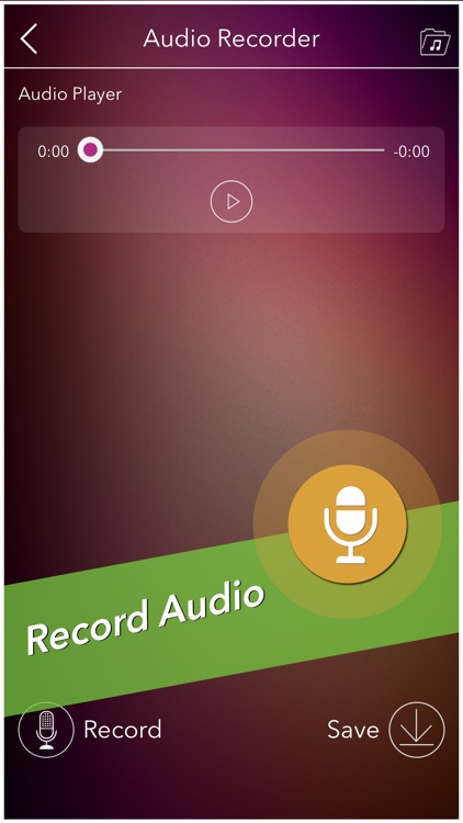 Handy Audio Editor screenshot-3