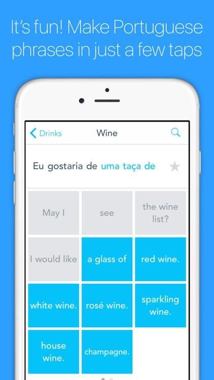 English to Portuguese screenshot-0