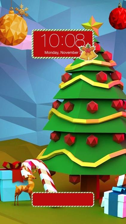 3D Christmas Wallpaper Maker – Xmas Backgrounds