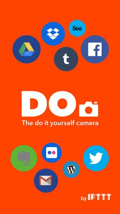 DO Camera by IFTTT