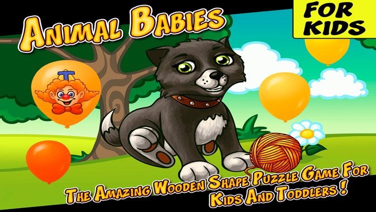 Animal Babies – Game for Kids screenshot-3