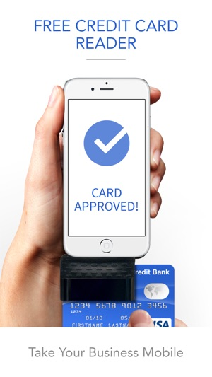 Smartswipe credit card reader on the app store screenshots colourmoves