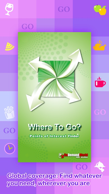 Where To Go? - Find Points of Interest using GPS. screenshot-4