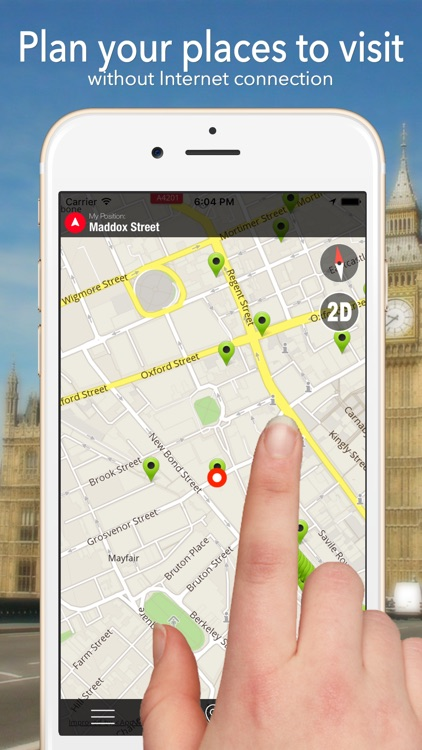 Antwerp Offline Map Navigator and Guide