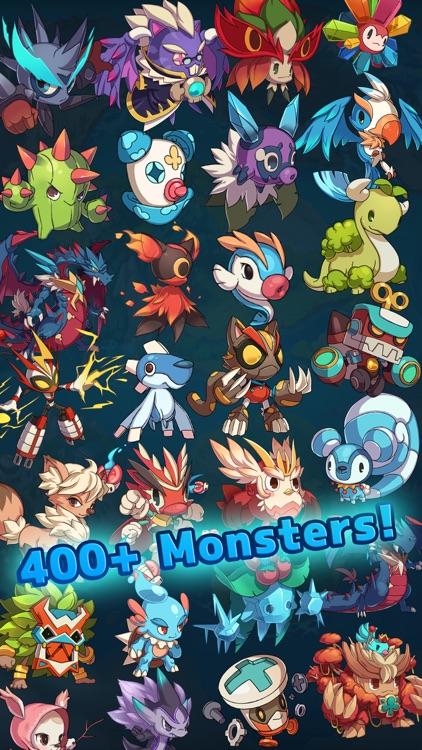 Monster Raid™ screenshot-0