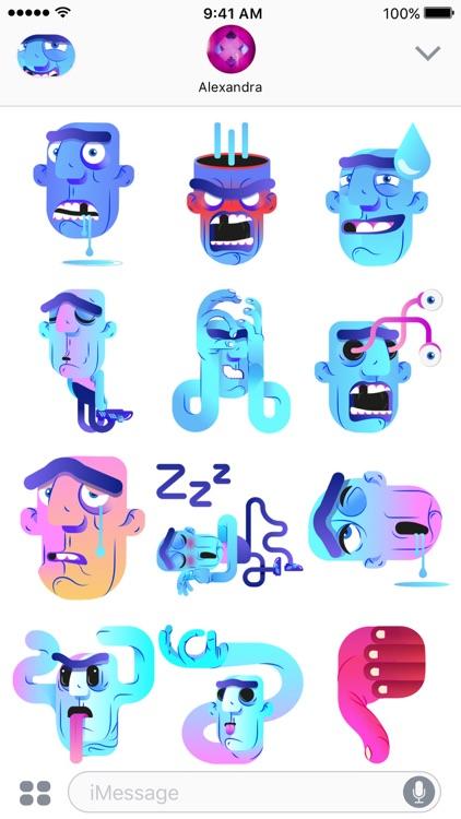 Jim Stickers