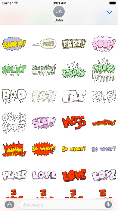 Blab! The DoodleBomb Collection screenshot four