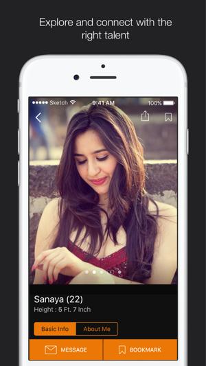 Dazzlr- Acting & Modeling jobs on the App Store