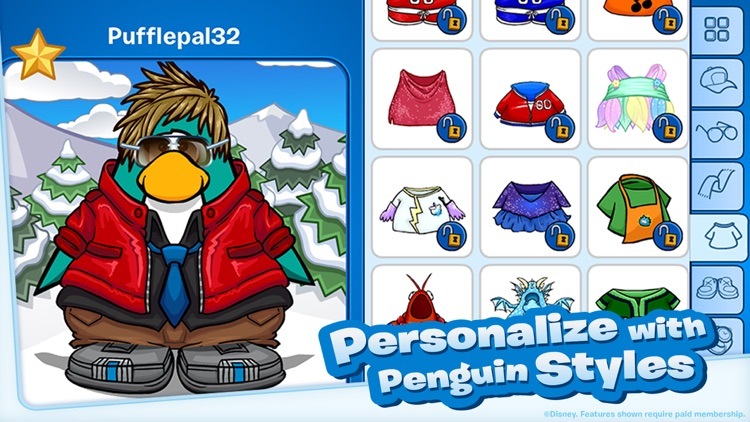 Club Penguin screenshot-4