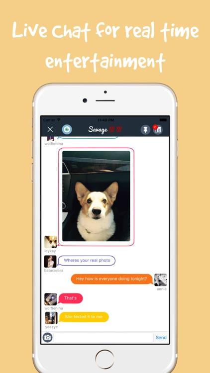 Mumu Chat - Live Chat Rooms, Online Dating Singles screenshot-3