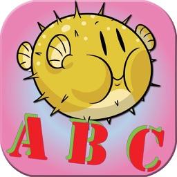 ABC Animal English Kids Kid Differences Alphabets