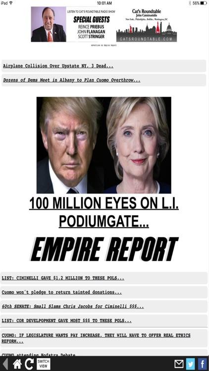 The Empire Report screenshot-3