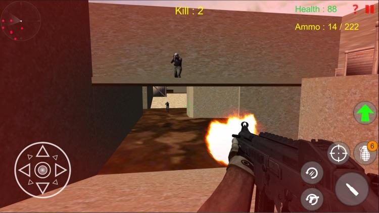 Shooting Terrorist Attack Game screenshot-4