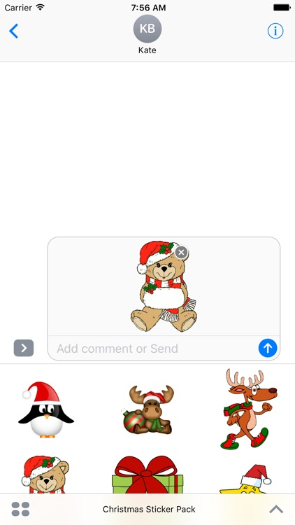 Christmas Sticker Pack!