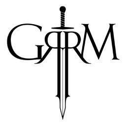 George R. R. Martin Stickers