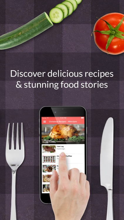 Christmas Recipes: Food recipes & cookbook screenshot-2
