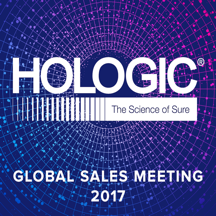 Hologic Global Sales Meeting 2017