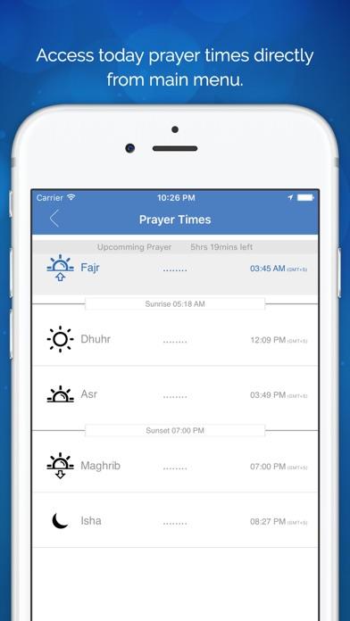 Muslim Essentials Pray Times And More screenshot four