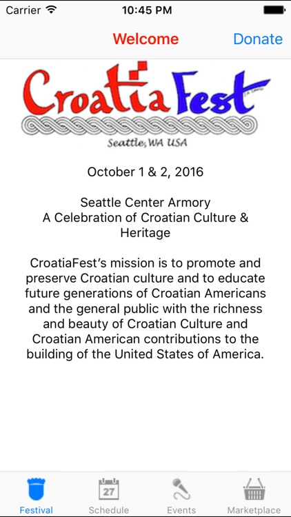 CroatiaFest - Seattle