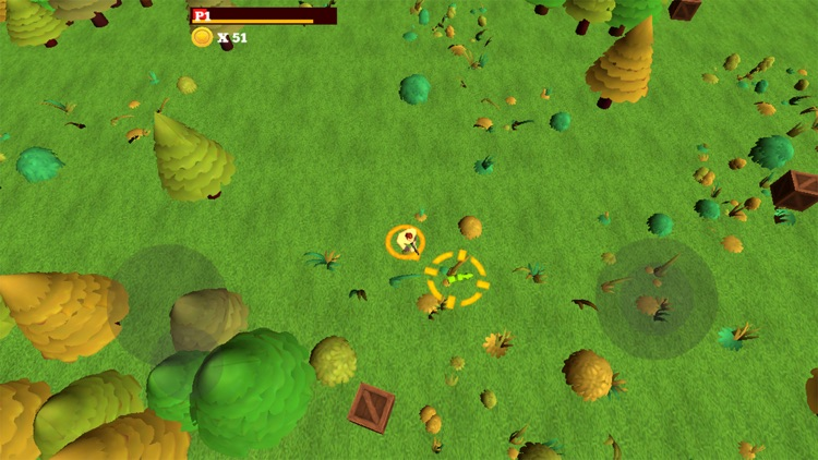 Monster Top Down 3D : Legends Edition - Adventure And Shooting Game