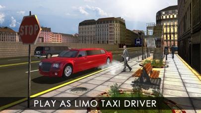 市リムジンタクシードライビングシミュレータのおすすめ画像2