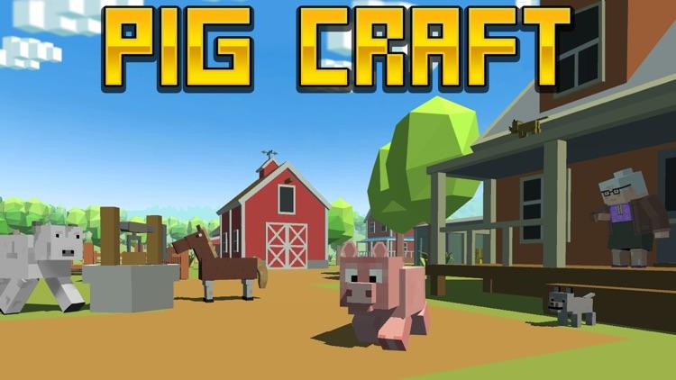Blocky Pig Simulator 3D Full