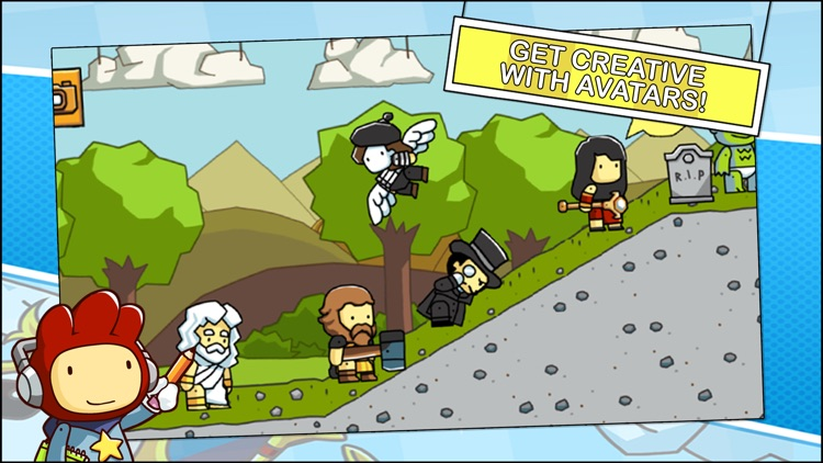 Scribblenauts Remix screenshot-0