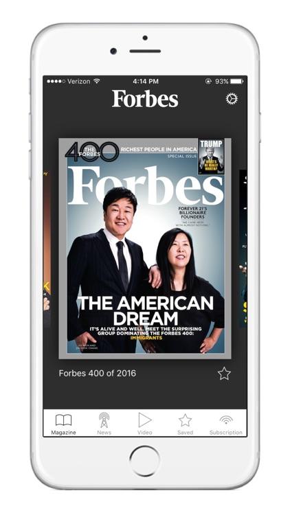 Forbes Magazine