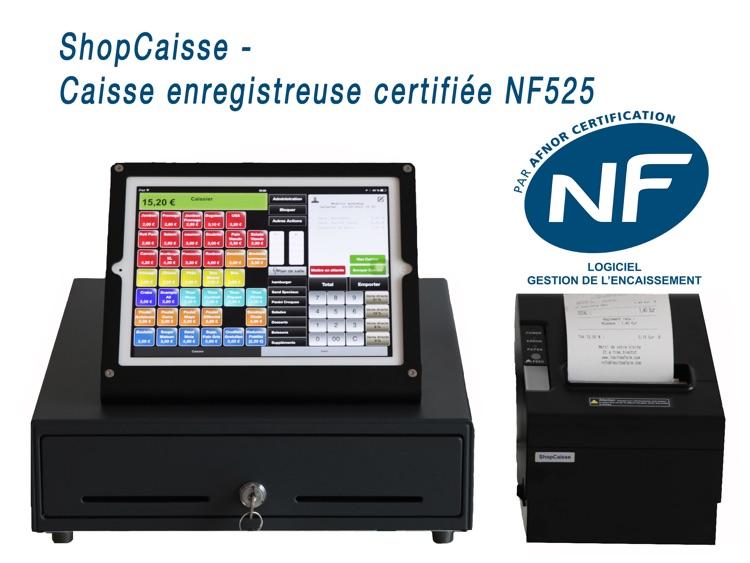 ShopCaisse - Cash register