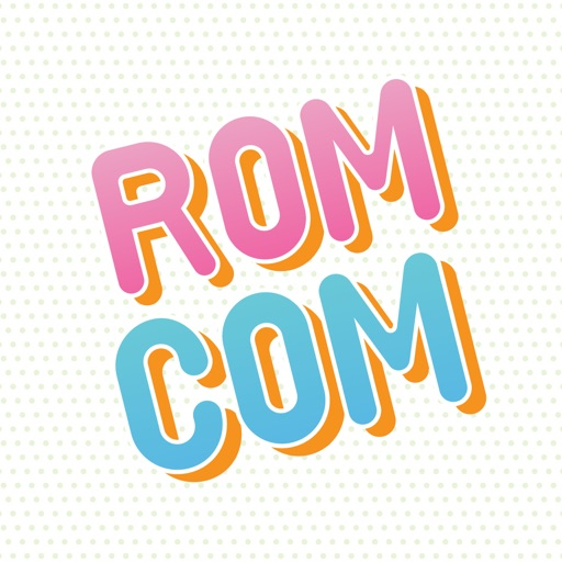 Rom Com Sticker Pack