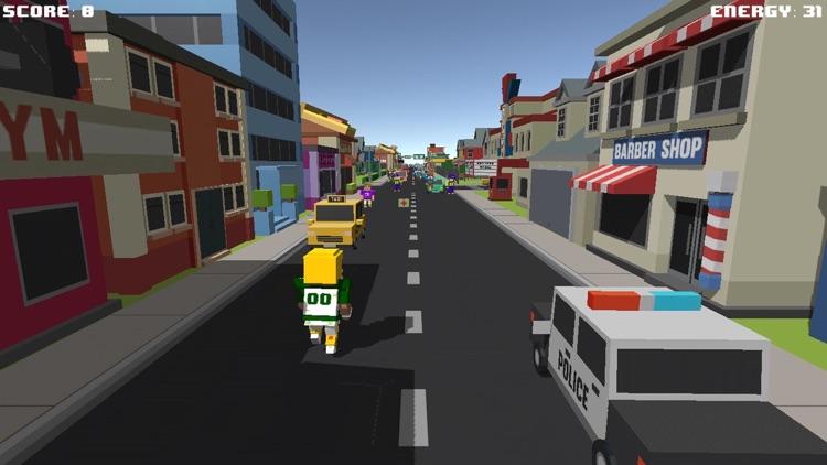 Juke - Football Endless Runner Game screenshot-4