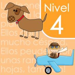Spanish Reading Level 4